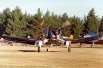 taxying (front view) - airshow 1998