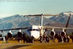 Ansett NZ - Wanaka 11 Apr, 1998